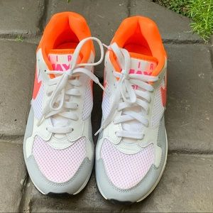 NIKE AIR MAX ST Running Shoes 705003 Size 8 EUC